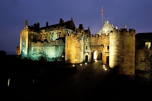 image 1-556-1 Scotland, Stirling, Stirling Castle