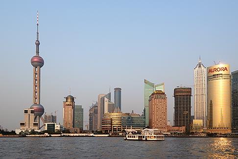 image 7-620-4159 China, Shanghai, Pudong skyline