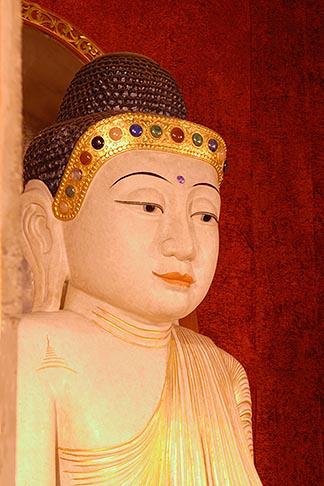 image 7-620-4325 China, Shanghai, Maitreya Buddha, Longhua Temple
