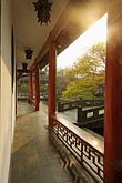pond stock photography | China, Huangzhou, West Lake, Tea House, image id 7-620-9897