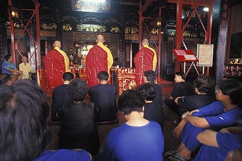 image 7-572-36 Malaysia, Malacca, Cheng Hoon Teng temple