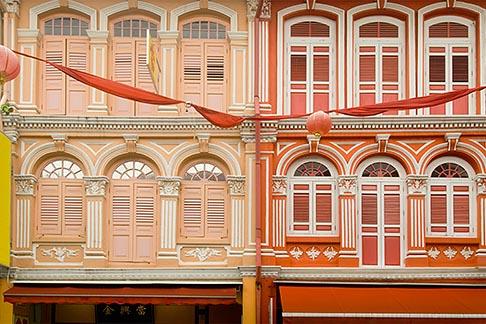 image 7-680-8669 Singapore, Colonial architecture, South Bridge Road