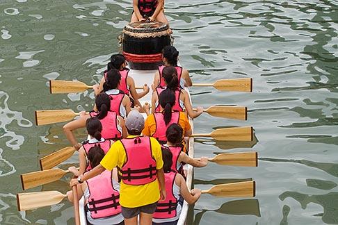 image 7-680-8754 Singapore, Dragon boat race