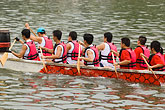 horizontal stock photography | Singapore, Dragon boat race, image id 7-680-8771