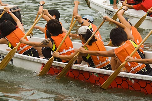 image 7-680-8791 Singapore, Dragon boat race