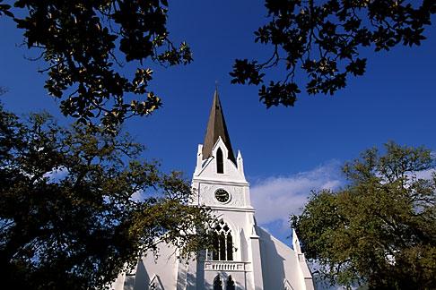 image 1-410-12 South Africa, Stellenbosch, Dutch Reformed Church, 1863