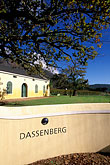image 1-416-10 South Africa, Franschhoek, Dassenberg winery