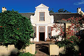 wine tourism stock photography | South Africa, Helderberg, Homestead, Vergelegen Wine Estate, image id 1-419-10