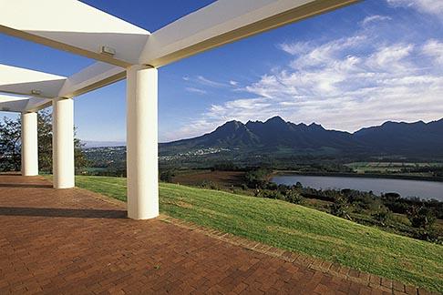 image 1-419-26 South Africa, Helderberg, Winery, Vergelegen Wine Estate