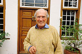 man stock photography | South Africa, Helderberg, Guilio Bertrand, owner, Morgenster Wine Estate, image id 1-419-70