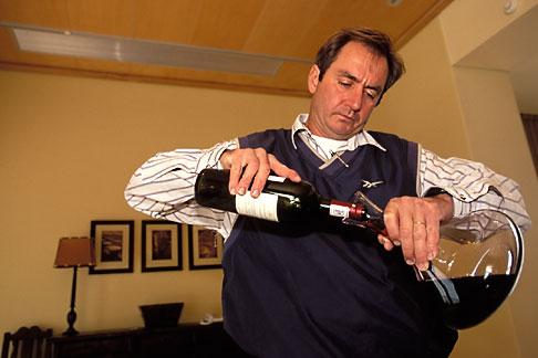 image 1-419-91 South Africa, Helderberg, Winemaker, Morgenster Wine Estate