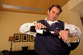 winemaker stock photography | South Africa, Helderberg, Winemaker, Morgenster Wine Estate, image id 1-419-91