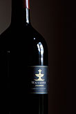 bottle stock photography | South Africa, Stellenbosch, Waterford 1998 Cabernet Sauvignon, image id 1-420-23