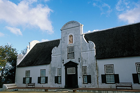 image 1-423-38 South Africa, Constantia, Groot Constantia Wine Estate