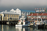 harbor and boats stock photography | South Africa, Cape Town, Victoria and Alfred waterfront, image id 1-430-84