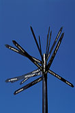 humour stock photography | South Africa, Cape Town, Victoria & Alfred waterfront, signpost, image id 5-448-5