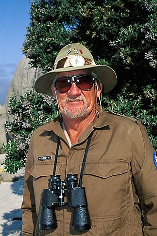 image 5-451-30 South Africa, Cape Peninsula, Penguin Patrol, Simonstown