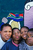 city wall stock photography | South Africa, Cape Town, Homestead boys, Bo Kaap, Malay Quarter, image id 5-462-31