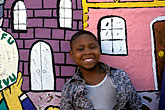 smile stock photography | South Africa, Cape Town, Homestead boys, Bo Kaap, Malay Quarter, image id 5-465-12