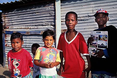 image 5-485-31 South Africa, Cape Peninsula, Children, Masiphumelele