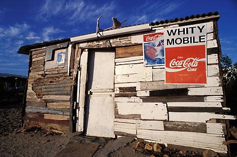 image 5-488-18 South Africa, Cape Peninsula, Shabeen tavern, Masiphumelele