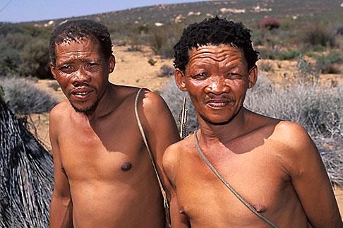 image 5-493-20 South Africa, Western Cape, Bushmen, Kagga Kamma