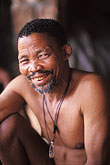 portrait stock photography | South Africa, Western Cape, Bushman, Kagga Kamma, image id 5-505-2