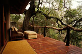 porch stock photography | South Africa, Transvaal, Tree Camp, Londolozi Reserve, image id 7-426-28