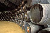 barrel cellar stock photography | Spain, Jerez, Bodega Gonz�lez-Byass, image id 1-202-71