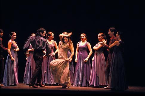 image 1-204-96 Spain, Jerez, Ballet de Sara Baras, Juan de Loca