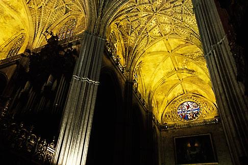 image 1-251-94 Spain, Seville, Sevilla Cathedral