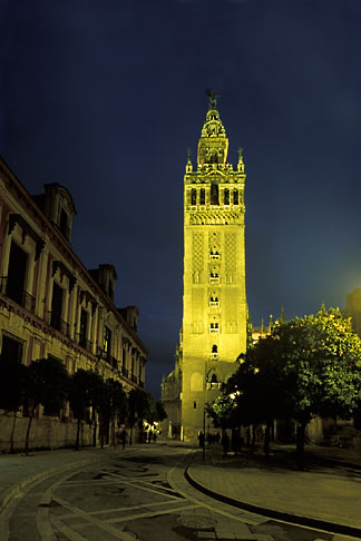 image 1-252-10 Spain, Seville, Sevilla Cathedral