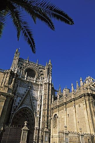 image 1-252-55 Spain, Seville, Sevilla Cathedral