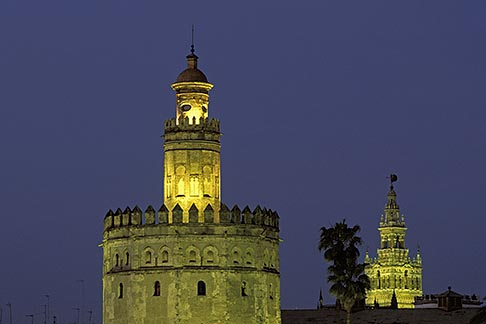 image 1-252-97 Spain, Seville, Torre del Oro