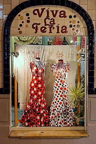 image S4-533-9642 Spain, Malaga, Dresses