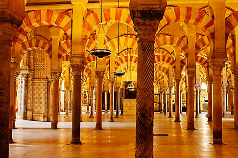 image S4-542-0094 Spain, Cordoba, La Mezquita