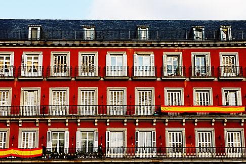image S4-545-905 Spain, Madrid, Building