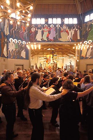image 2-711-1 California, San Francisco, St Gregory Nyssen Episcopal Church
