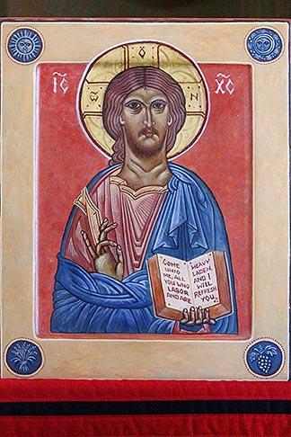 image 4-935-1322 Religious art, Icon of Jesus