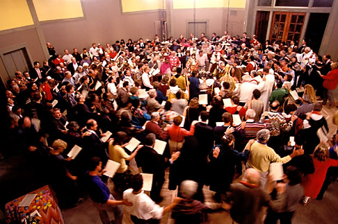 image 5-566-9 California, San Francisco, St Gregory Nyssen Episcopal Church