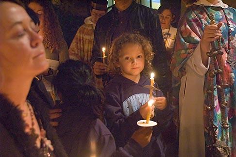 image 5-630-2864 California, San Francisco, Saint Gregory Nyssen Episcopal Church