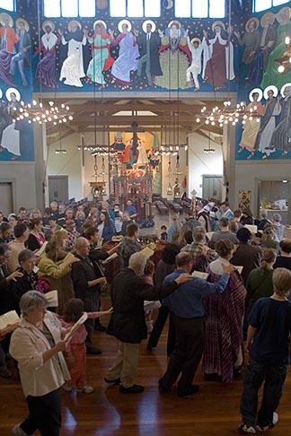 image 6-430-4545 California, San Francisco, Saint Gregory Nyssen Episcopal Church