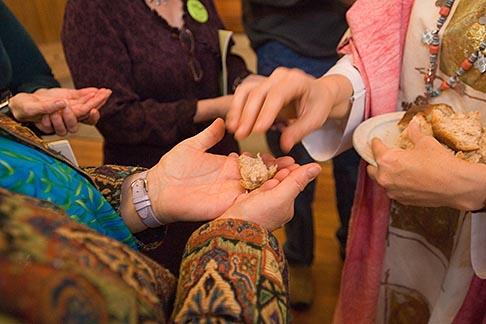 image 6-435-5644 California, San Francisco, Holy Communion