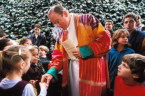 image 9-3-31 California, San Francisco, Bishop Swing at St Gregory Nyssen Episcopal Church