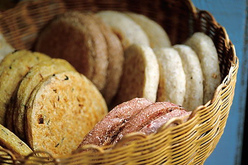 image 3-620-77 Food, Cassava bread