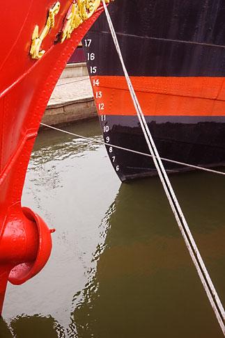 image 5-700-2062 Sweden, Goteborg, Goteborg Maritime Centre, Floating ship museum