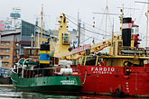 cargo stock photography | Sweden, G�teborg, G�teborg Harbor, Shipping, image id 5-700-4860