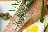 garnish stock photography | Swedish food, Herring appetizer, image id 5-700-5116