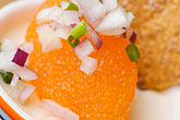garnish stock photography | Swedish food, Bleak roe, image id 5-700-5124
