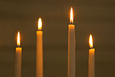 luminous stock photography | Sweden, G�teborg, Candles, image id 5-700-5852